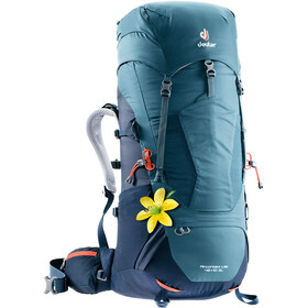 Deuter W's Aircontact Lite 45+10 SL Backpack arctic-navy